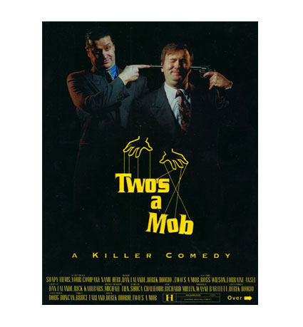 Two's a Mob Poster