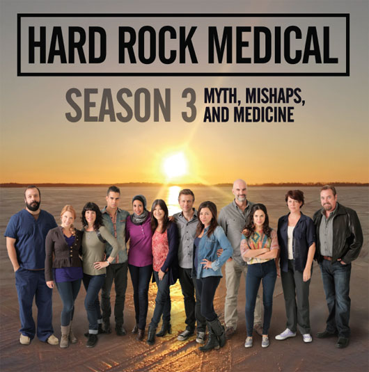 Hard Rock Medical Season 3