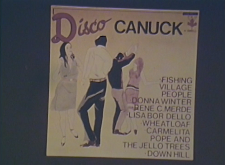 Disco Canuck