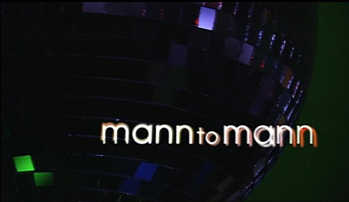 Mann To Mann