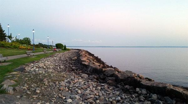 North Bay waterfront