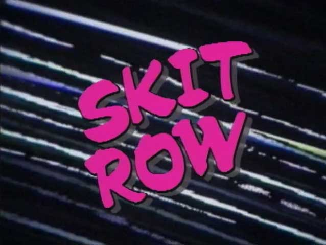 Skit Row – Out of the Blue